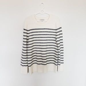 41 Hawthorne Roma Pullover Textured Sweater